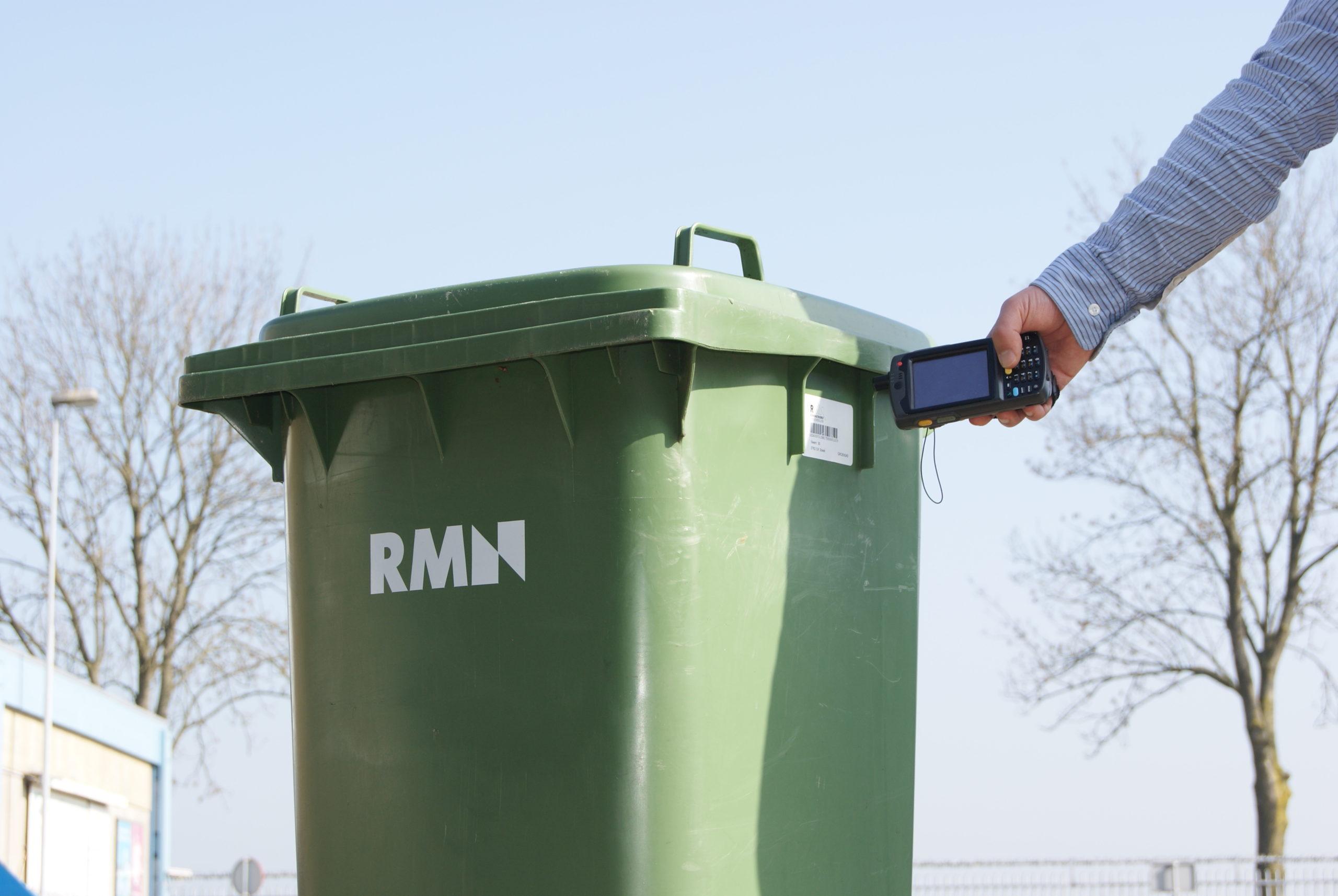 Containerregistratie gemeente Bunnik